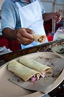 Taqueria Nueva San Fernando, Merida, Yucatan, Mexico