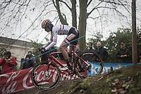 Nikki Brammeier/Harris (GBR/Boels-Dolmans)<br /> <br /> UCI Cyclocross World Cup Namur/Belgium 2016