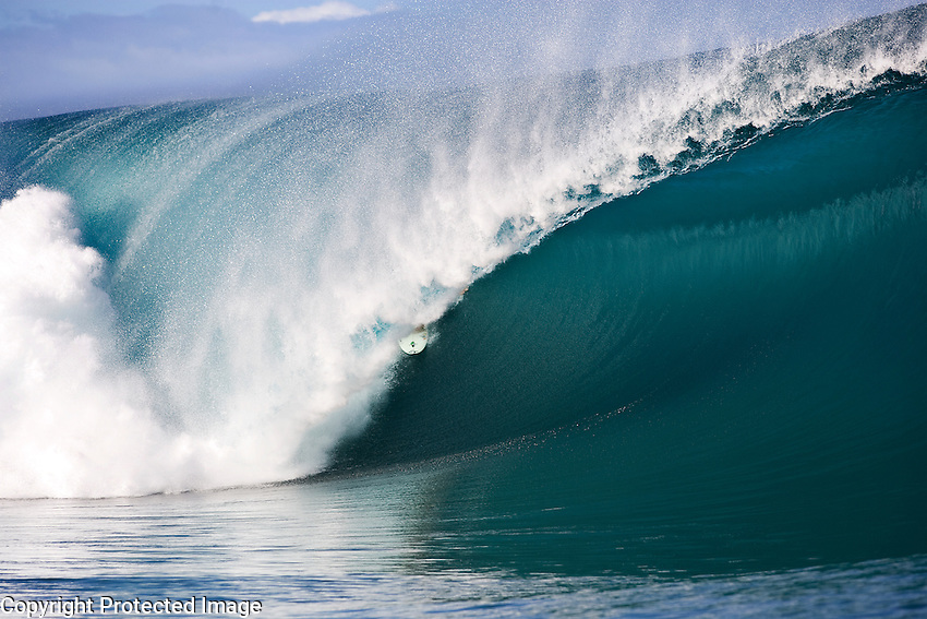 Tow WAVES in Tahiti/2005