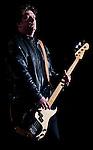 Soundgarden bassist Ben Shepherd performs during their set at the 2012 KROQ Weenie Roast y Fiesta at Verizon Wireless Amphitheater in Irvine.
