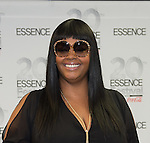 NEW ORLEANS, LA - JULY 5: Recording artist Jill Scott attends the 2014 Essence Music Festival at the Mercedes-Benz Superdome on July 5, 2014 in New Orleans, Louisiana. Photo Credit: Morris Melvin / Retna Ltd.