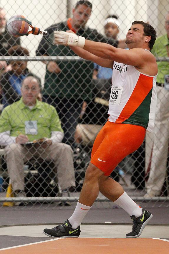 Miami's Gian Ragonesi (126)