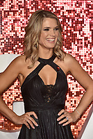 Charlotte Hawkins<br /> The ITV Gala at The London Palladium, in London, England on November 09, 2017<br /> CAP/PL<br /> &copy;Phil Loftus/Capital Pictures