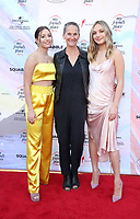 LOS ANGELES, CA - APRIL 6: Maddie Ziegler, Heather Carmichael, Mackenzie Ziegler, at the Ending Youth Homelessness: A Benefit For My Friend's Place at The Hollywood Palladium in Los Angeles, California on April 6, 2019.   <br /> CAP/MPI/SAD<br /> &copy;SAD/MPI/Capital Pictures