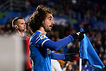 Marc Cucurella of Getafe FC during La Liga match between Getafe CF and RC Celta de Vigo at Coliseum Alfonso Perez in Getafe, Spain. March 07, 2020. (ALTERPHOTOS/A. Perez Meca)