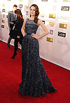 SANTA MONICA, CA - JANUARY 10: Emmy Rossum arrives at the 18th Annual Critics' Choice Movie Awards at The Barker Hanger on January 10, 2013 in Santa Monica, California.