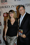 Robert Borneman & wife Joyce at Gala Awards Night - Closing Night - Hoboken International Film Festival held June 5, 2014 at the Paramount Theatre, Middletown, New York. (Sue Coflin/Max Photos)