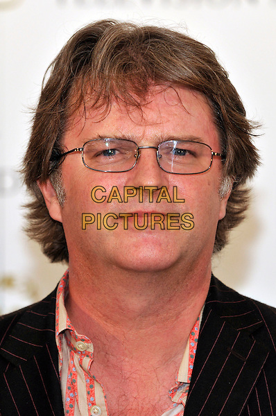 PAUL MERTON.The British Academy Television Awards 2008, held at the London Palladium, London, England, .April 20th 2008 .pressroom press room BAFTA BAFTA's headshot portrait glasses .CAP/PL.©Phil Loftus/Capital Pictures.
