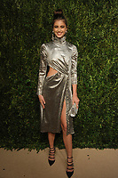 NEW YORK, NY - NOVEMBER 6: Taylor Hill at the 14th Annual CFDA Vogue Fashion Fund Gala at Weylin in Brooklyn, New York City on November 6, 2017. Credit: John Palmer/MediaPunch