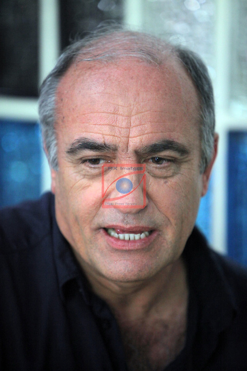 Visita Rodatge Merli. 3a temporada.<br /> Francesc Orella.