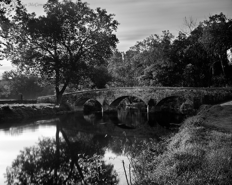 &ldquo;Morning at Burnside Bridge&rdquo;<br />