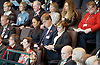 Greater London Assembly Annual Service of Remembrance<br /> at City Hall, The Queen's Walk, London , Great Britain <br /> 11th November 2016 <br /> Stephen Timms and Emily Thornberry MPs<br /> <br /> Photograph by Elliott Franks <br /> Image licensed to Elliott Franks Photography Services