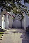 Arched Entranceway