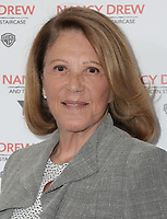 10 March 2019 - Los Angeles, California - Linda Lavin. World Premiere of 'Nancy Drew and the Hidden Staircase' held at AMC Century City 15. Photo Credit: PMA/AdMedia