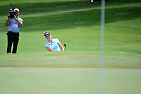 Olafia Kristinsdottir (ISL) chips on to 9 during round 2 of  the Volunteers of America Texas Shootout Presented by JTBC, at the Las Colinas Country Club in Irving, Texas, USA. 4/28/2017.<br /> Picture: Golffile | Ken Murray<br /> <br /> <br /> All photo usage must carry mandatory copyright credit (&copy; Golffile | Ken Murray)