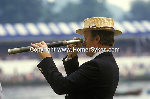 Henley Regatta. Henley on Thames Oxfordshire.  The English Season published by Pavilon Books 1987