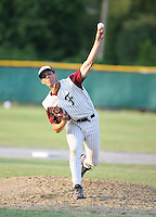 July 28th 2007:  Christian Friedrich during the Cape Cod League All-Star Game at Spillane Field in Wareham, MA.  Photo by Mike Janes/Four Seam Images