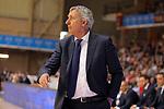 XXXVIII Lliga Nacional Catalana ACB 2017.<br /> FC Barcelona Lassa vs BC Morabanc Andorra: 89-70<br /> Svetislav Pesic.
