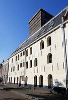 Historisch pand in het centrum van Harlingen