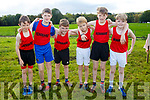 At the Juvenile cross country in Currow were Kenmare  Tommy Arthur, Thomas O Reilly, Kieran O'Donoghue, Cathal Kelliher, Killian Daly, Jimmy Kelliher