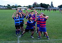 180630 Horowhenua Kapiti Under-13 Rugby - Rahui v Athletic