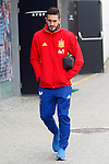 Spain's Koke Resurrecccion after training session. March 21,2017.(ALTERPHOTOS/Acero)