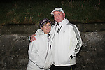 Carl and Dianne Penberton at the Ghost Tour at Millmount...(Photo credit should read Jenny Matthews www.newsfile.ie)....This Picture has been sent you under the condtions enclosed by:.Newsfile Ltd..The Studio,.Millmount Abbey,.Drogheda,.Co Meath..Ireland..Tel: +353(0)41-9871240.Fax: +353(0)41-9871260.GSM: +353(0)86-2500958.email: pictures@newsfile.ie.www.newsfile.ie.