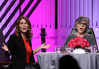 LOS ANGELES, CA - NOVEMBER 1: Nicole Boxer, Barbara Boxer, at TheWrap&rsquo;s  Power Women&rsquo;s Summit - Inside at the InterContinental Hotel in Los Angeles, California on November 1, 2018.   <br /> CAP/MPI/FS<br /> &copy;FS/MPI/Capital Pictures