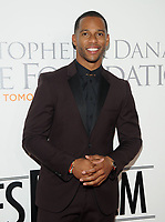 NEW YORK, NY - NOVEMBER 02:Victor Cruz attends the Samsung annual charity gala 2017 at Skylight Clarkson Square on November 2, 2017 in New York City. Credit: John Palmer/MediaPunch /NortePhoto.com
