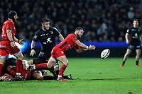 Alby Mathewson of Toulon during the Top 14 match between Toulouse and Toulon on December 30, 2017 in Toulouse, France. (Photo by Manuel Blondeau/Icon Sport)