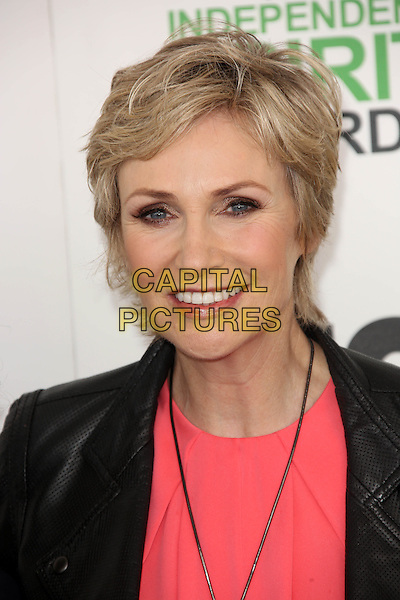 SANTA MONICA, CA - March 01: Jane Lynch at the 2014 Film Independent Spirit Awards Arrivals, Santa Monica Beach, Santa Monica,  March 01, 2014. Credit: Janice Ogata/MediaPunch<br /> CAP/MPI/JO<br /> &copy;JO/MPI/Capital Pictures