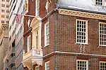 The Old State House, Boston National Historical Park, Boston, Massachusetts, USA