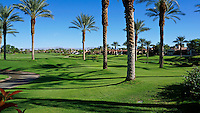 Golf course view at Toscana Country Club, Indian Wells, California