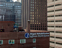 12/28/06 11:41:01 AM - Philadelphia, PA.. -- Cityscapes in Philadelphia, Pennsylvania. -- (Photo by William Thomas Cain/Cain Images)