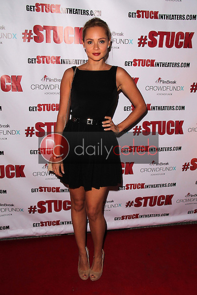 Beatrice Rosen<br /> at the #Stuck Launch Party, Hemingways, Hollywood, CA 11-14-13<br /> David Edwards/DailyCeleb.com 818-249-4998