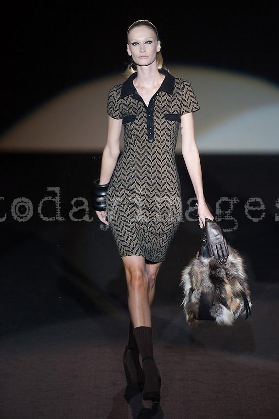 Roberto Verino in Mercedes-Benz Fashion Week Madrid 2013