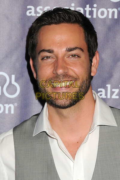 18 March 2015 - Beverly Hills, California - Zachary Levi. 23rd Annual &quot;A Night at Sardi's&quot; Benefit for the Alzheimer's Association held at The Beverly Hilton Hotel. <br /> CAP/ADM/BP<br /> &copy;BP/ADM/Capital Pictures
