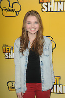 Sammi Hanratty at Disney's 'Let It Shine' premiere held at Directors Guild Of America on June 5, 2012 in Los Angeles, California. © mpi35/MediaPunch Inc. ***NO GERMANY***NO AUSTRIA***