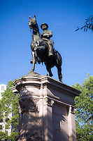 General Hancock Statue   6th and Pennsylvania Ave NW Washington DC Architecture