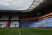 16th July 2020; Nice, France; Veolia Trohy Football friendly, OGC Nice versus Celtic FC;  The empty Nice stadium due to the covid-19 pandemic.
