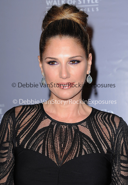 Daisy Fuentes attends The Rodeo Drive Walk of Style honoring Oscar-winner Catherine Martin held at The Greystone Mansion in Beverly Hills, California on February 28,2014                                                                               © 2014 Hollywood Press Agency