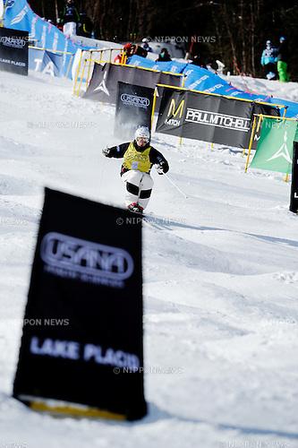 Mikael Kingsbury (CAN),.JANUARY 19, 2012 - Moguls :.Freestyle FIS World Cup Men's Moguls in Lake Placid, NY, United States. (Photo by Hiroyuki Sato/AFLO)