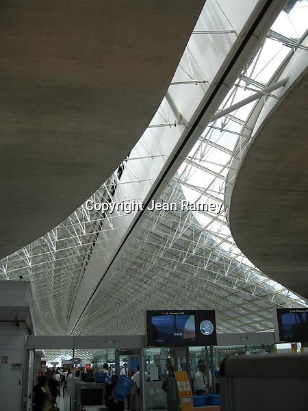 Airport Art - Charles de Gaulle