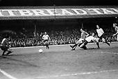 23/03/79 Blackpool v Shrewsbury Division 3..Tony Kellow scores the second...© Phill Heywood.