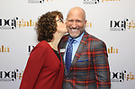 Joseph A. Bierman and wife attends the cocktail party for the Dramatists Guild Foundation 2018 dgf: gala at the Manhattan Center Ballroom on November 12, 2018 in New York City.