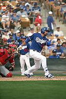Adrian Gonzalez - Los Angeles Dodgers 2016 spring training (Bill Mitchell)
