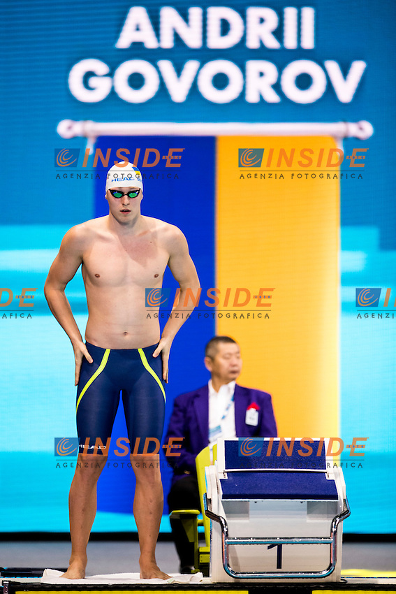 GOVOROV Andrii<br /> Men's 50m Butterfly<br /> 13th Fina World Swimming Championships 25m <br /> Windsor  Dec. 9th, 2016 - Day04 Finals<br /> WFCU Centre - Windsor Ontario Canada CAN <br /> 20161209 WFCU Centre - Windsor Ontario Canada CAN <br /> Photo &copy; Giorgio Scala/Deepbluemedia/Insidefoto