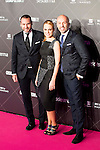 Alvarno and Ana Ure&ntilde;a attends to the award ceremony of the VIII edition of the Cosmopolitan Awards at Ritz Hotel in Madrid, October 27, 2015.<br /> (ALTERPHOTOS/BorjaB.Hojas)