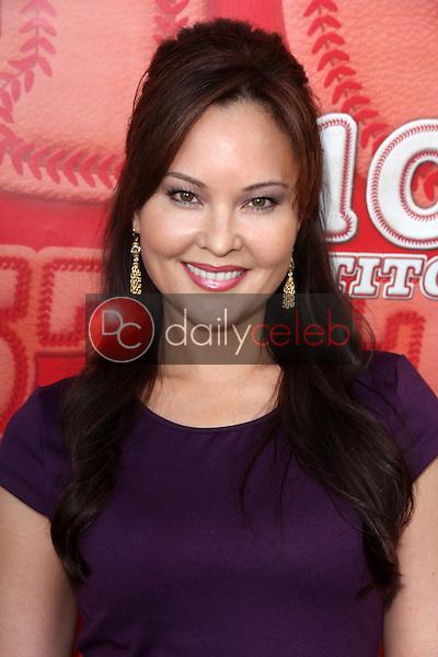 "Patricia Mizen<br /> ""108 Stitches"" World Premiere, Harmony Gold, Los Angeles, CA 09-10-14<br /> David Edwards/DailyCeleb.com 818-249-4998"