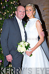 Grace Fitzgerald daughter of John Joe and Sheila, Glebe, Kilcummin and Martin O'Connor son of Martin and Breda, Ballylongan, Ballyheigue who were married on Saturday at the Kilcummin Church, Killarney. Fr Joe Begley officiated at the ceremony. Bestman was Padraig O'Connor (grooms brother) and groomsman was Diarmuid O'Connor (grooms brother). Bridesmaids were Sandra Fitzgerald and Sinead Fitzgerald (brides sisters). Flowergirl was Ciara O'Connor. Pageboy was Rian Fitzgerald. The reception was held at the Carlton hotel, Tralee and the couple will reside in Firies, Killarney.